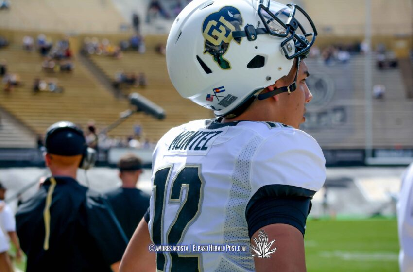 HP Exclusive: A Look at The Steven Montez Era in Boulder