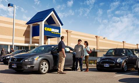 CarMax Looking to Hire for El Paso Location
