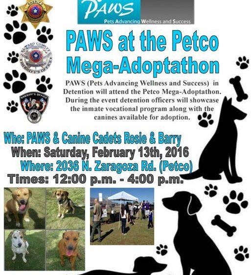 PETCO Mega-Adoptathon set for Tomorrow