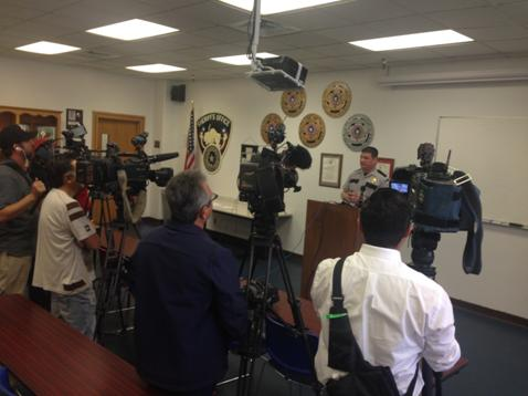 EPCSO Sheriff Wiles Announces Calea Re-Accreditation, County Crime Numbers