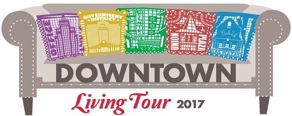 Downtown Living On Full Display for April 1 Tour