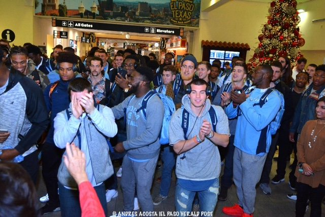 Story in Many Pics: Tar Heels Touchdown for Sun Bowl