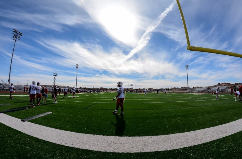 Story in Many Pics: Arizona State, NC State Hit Practice Fields