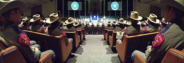 DPS Graduates 116 New Highway Patrol Troopers