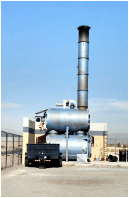 El Paso Sheriff authorizes public use of incinerator for secure document destruction