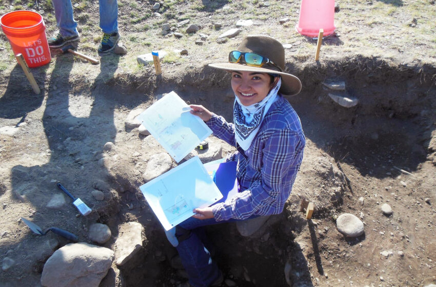 NMSU Students Receive Cheryl L. Wase Archaeology Scholarships to Fund Tuition, Field Courses