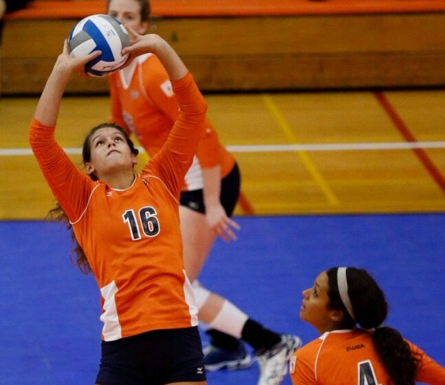 UTEP falls to Texas Tech in Volleyball 3 to 0