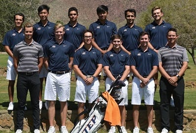 UTEP Men's Golf to Compete at the Herb Wimberly Intercollegiate in Las Cruces