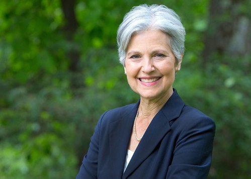 Green Party Presidential Candidate Dr. Jill Stein to Visit El Paso