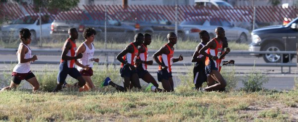 UTEP XCountry Team Dominates at Home Meet