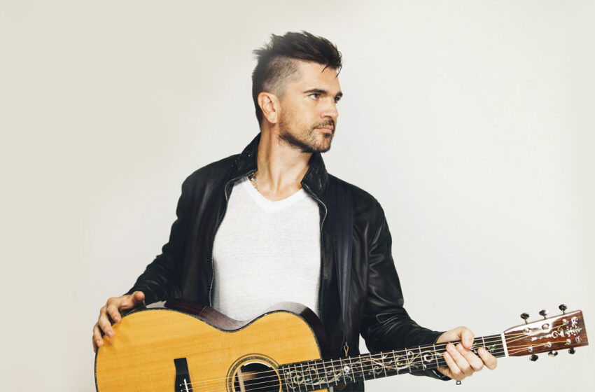 Award-Winning Latin Superstar Juanes to Perform at Coliseum in 2018