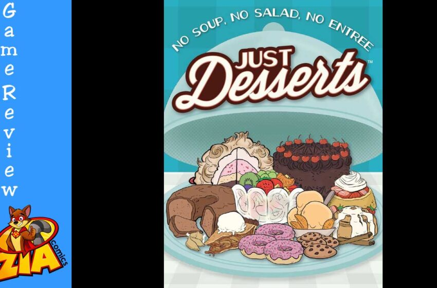 Just Desserts by Looney Labs