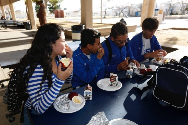 El Paso ISD now Offering After-School meals at Some Campuses