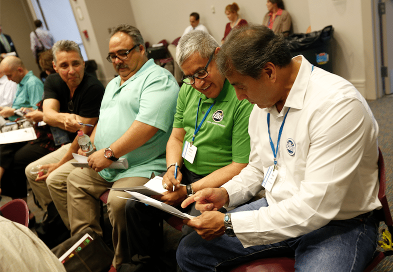 El Paso ISD Teachers Learn how to Respond when 'Students Don't Learn'