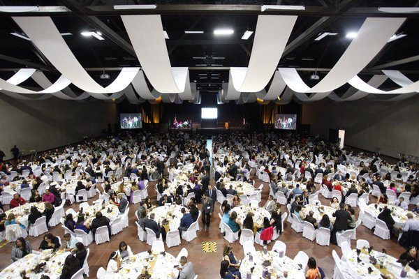 Socorro ISD celebrates Teachers of the Year with Downtown Gala