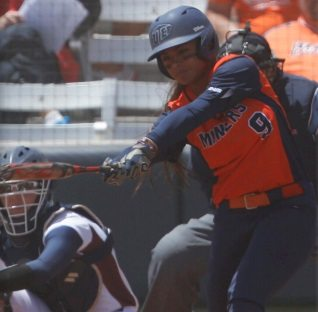 UTEP Softball's Netane named to Conference USA Preseason Team