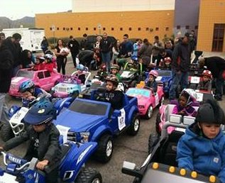 "Green Flag set to fly for Annual ""Kidtona"" Power Kar Racing Event"