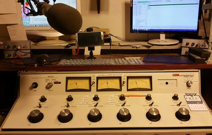 Local Internet Radio Station to Celebrate the New Year in Every Time Zone