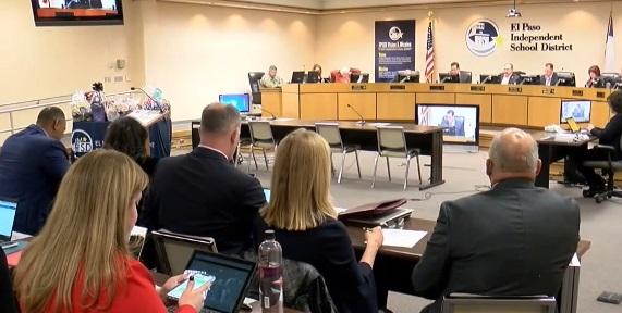 El Paso ISD Trustees Vote to Close Four Elementary Schools