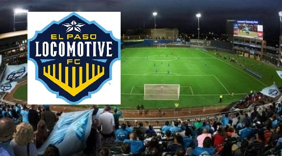 All Aboard! El Paso Locomotive FC Official Name of City's New Professional Soccer Team