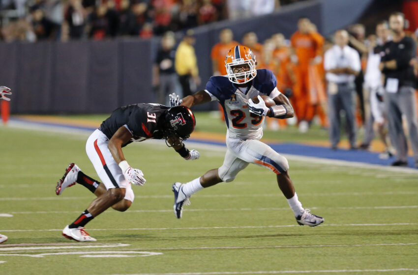 Miners prepare for high-octane Red Raiders