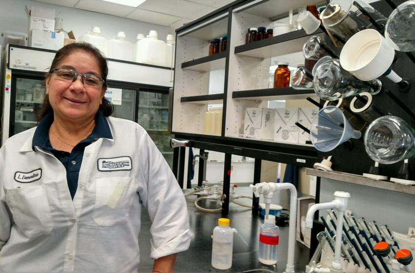Earth Day is Every Day for one El Paso Water Utility Worker