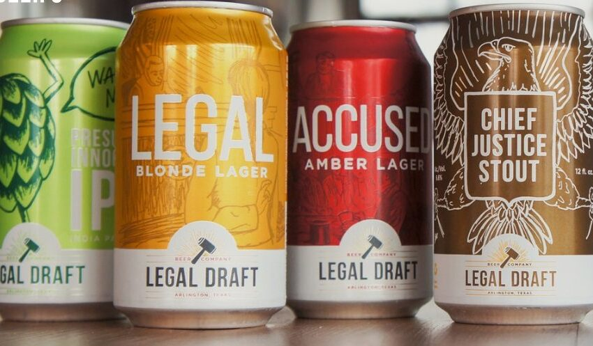 Burges HS Alum Launches Legal Draft Beer Company