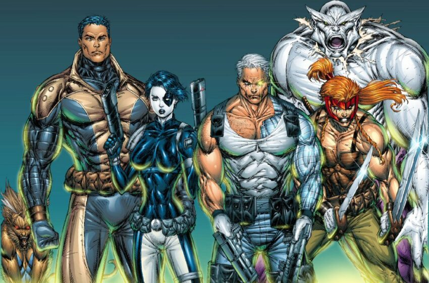 TNTM: Rob Liefeld revives Image Comics titles