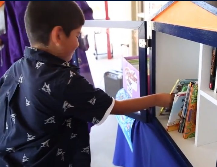 Two More Socorro ISD Campuses to Open Little Free Libraries