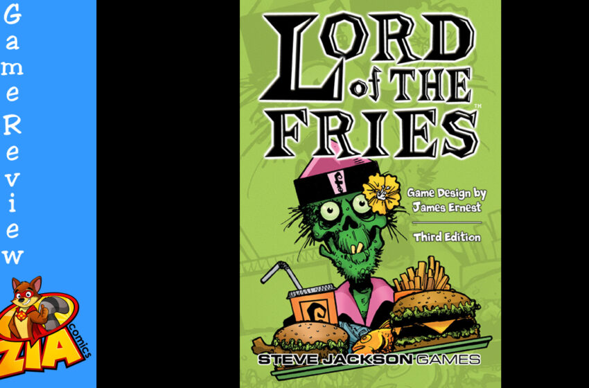 Lord of the Fries Games Review