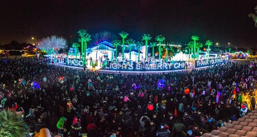 Fred Loya Christmas Lights Return with Two Different Shows