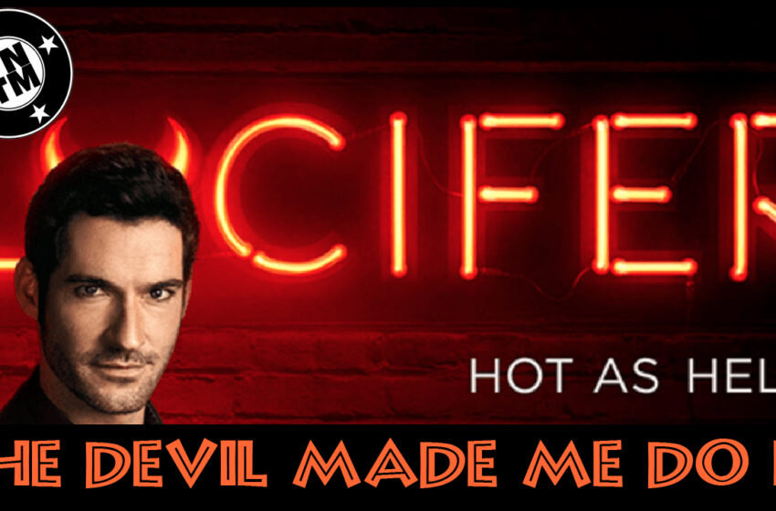 Lucifer on FOX TV