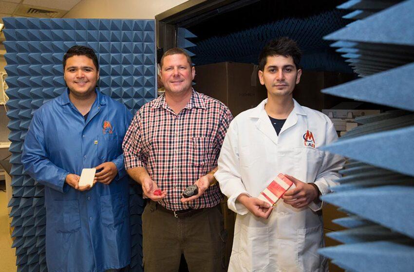 UTEP Lab Pioneers Electromagnetics and Photonics