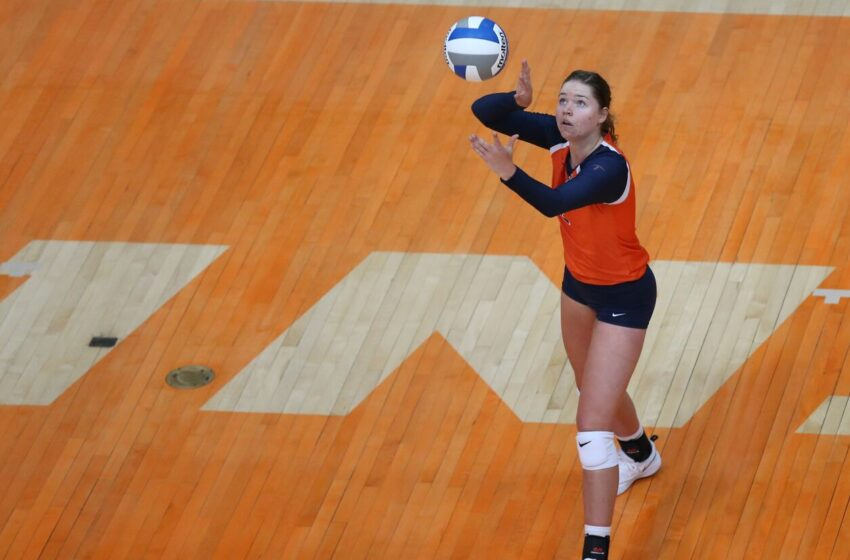UTEP Volleyball Drops Omaha Challenge Finale