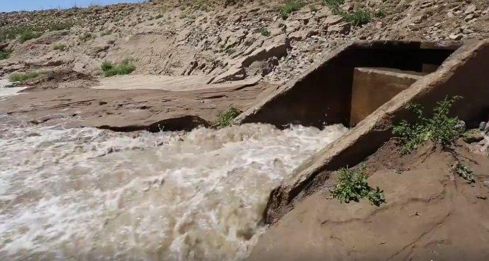 Video+Story: Rio Grande Water Arrives in El Paso
