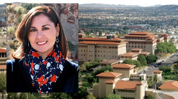 UTEP Names New Assistant Vice President for Alumni Relations