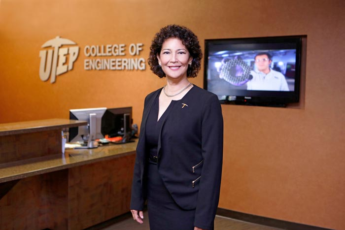 New UTEP Engineering Dean Looks Forward to Building Opportunity