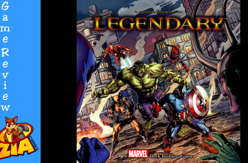 Marvel Legendary Game Review