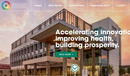 MCA Foundation Launches Redesigned Website