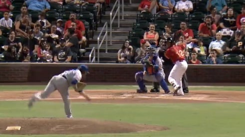 Hot Dogs: 12 In A Row!  Chihuahuas Top Las Vegas 4-3