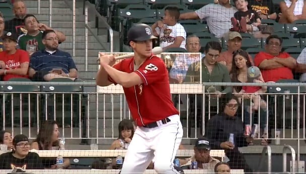 Padres Teammates Homer, But Mercado Pinch Hit Help Lifts Redbirds Over Chihuahuas 8-6