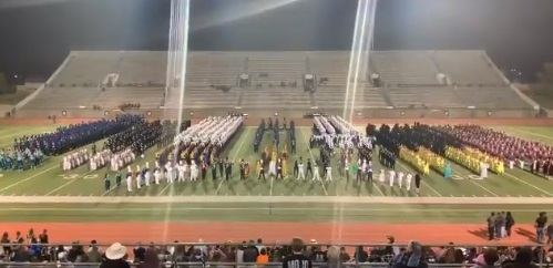 Montwood, Pebble Hills Bands Advance to State Championships, Hanks Wins ToB