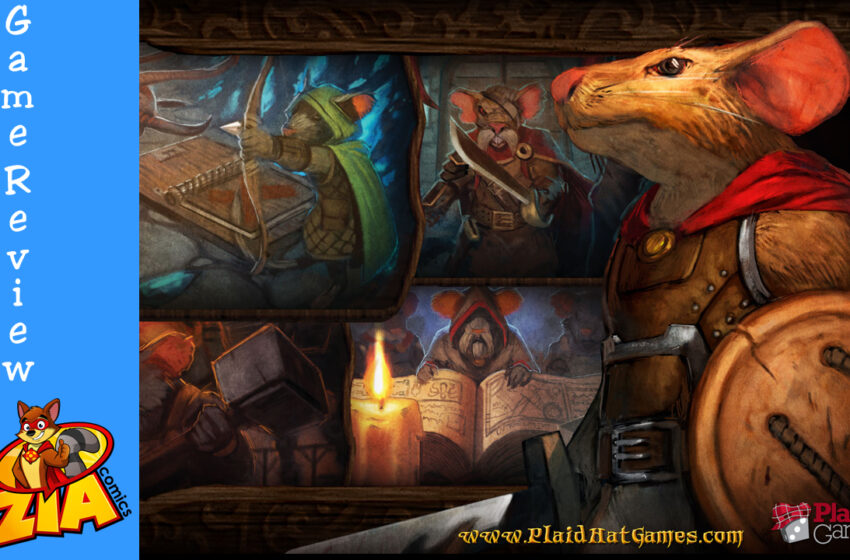 Mice and Mystics game review