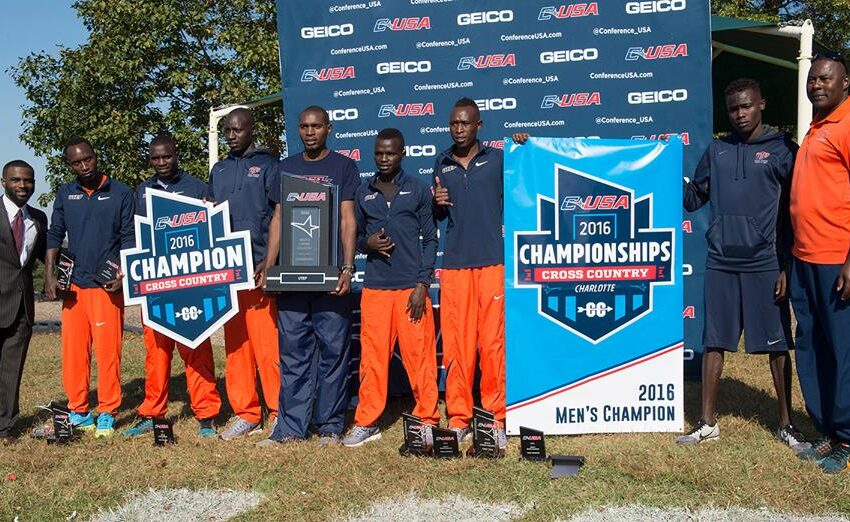 UTEP Cross Country Finishes the Season Strong at NCAA Championships