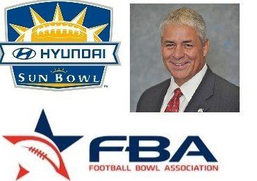 Hyundai Sun Bowl Executive Director Bernie Olivas Named Football Bowl Association Chairman