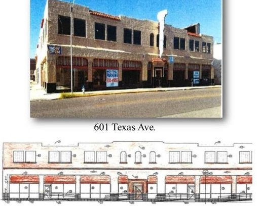 DMD Approves Grant Funds for Facade, New Mural