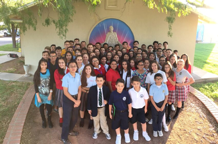 Foundation for the Diocese of El Paso Announces Financial Awards for 82 Scholars