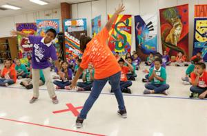 Kids Excel El Paso gets students up and moving