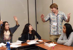EPISD students participate in Junior Leadership El Paso