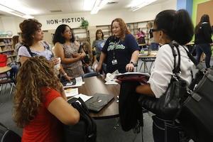 Story+Video: El Paso ISD Teachers return to Classrooms